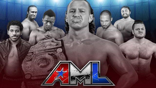 AML Wrestling - Wrestlecade Special 11.26.16