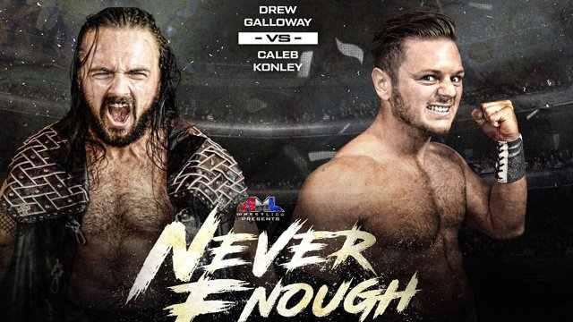 AML Wrestling - Never Enough 3.25.17
