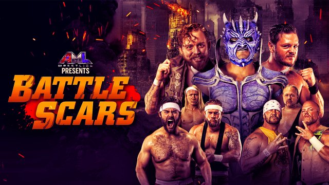 AML Wrestling - Battle Scars 6.24.18