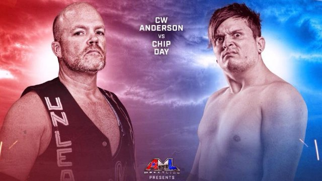 AML Wrestling - CW Anderson vs Chip Day