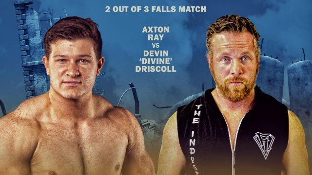AML Wrestling - Devin Driscoll vs Axton Ray (2 out of 3 Falls)