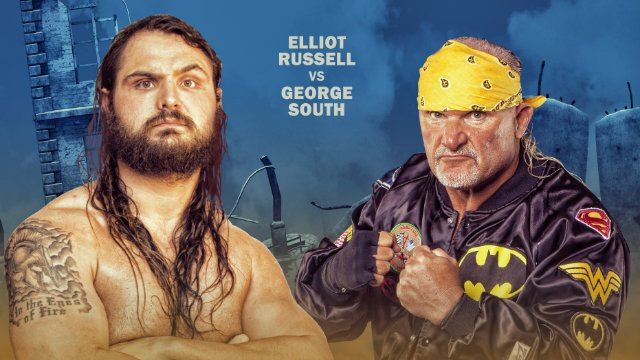 AML Wrestling - Elliot Russell vs George South