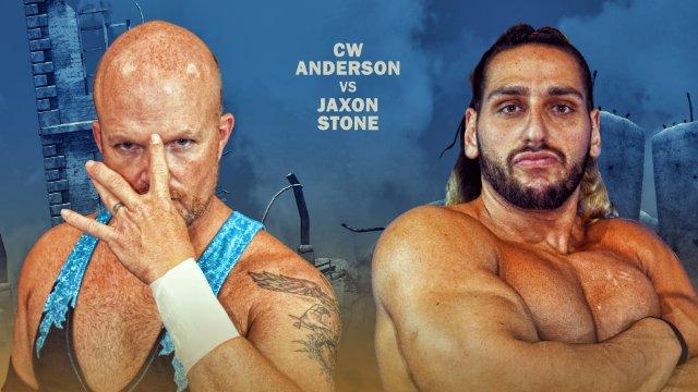 AML Wrestling - CW Anderson vs Ken Dixon