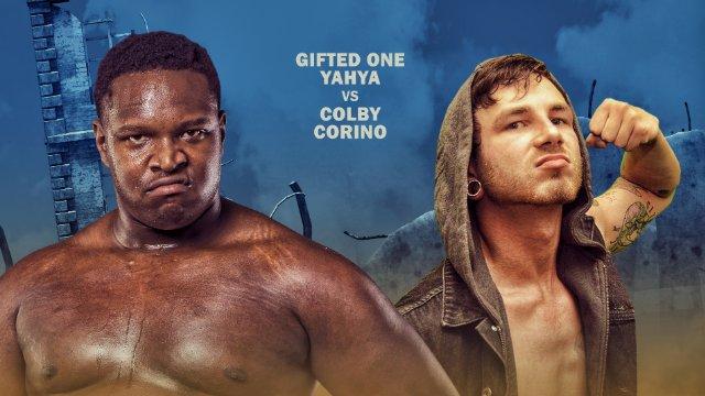 AML Wrestling - Yahya vs Colby Corino
