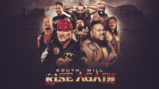 AML Wrestling South Will Rise Again