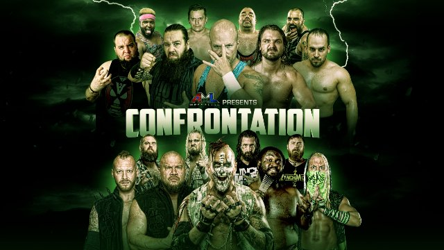 AML: Confrontation (2019)