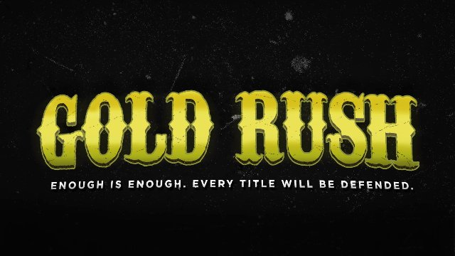 Junction 2: Gold Rush 2017