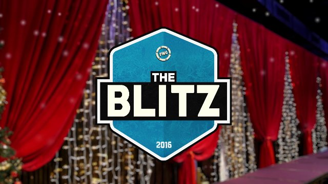 Super Show 15: The Blitz 2016