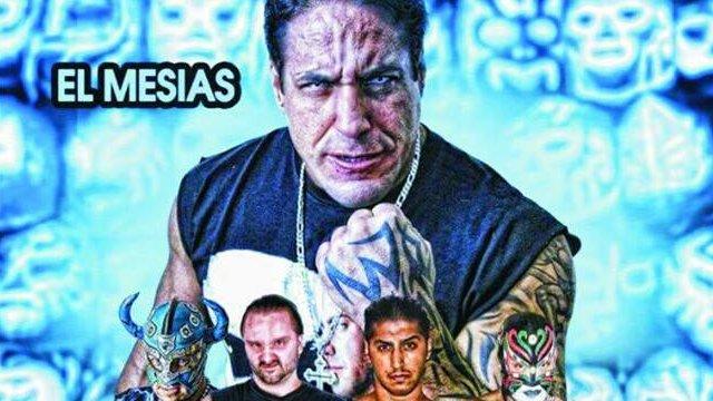 """GALLI Lucha Libre 'El Mesias"""""""