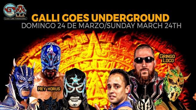 GALLI Go's Underground