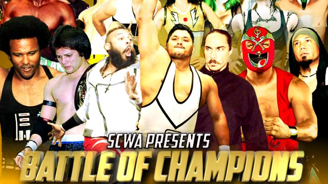 SCWA Presents: Battle of Champions