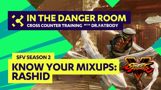 In The Danger Room With Dr.Fatbody (@DrFatbody) - Knowing Your Mixups:Rashid