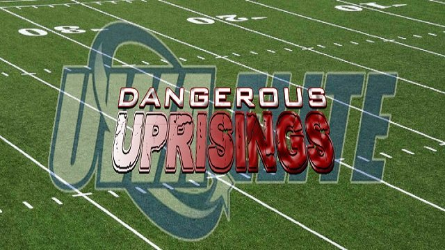 UWA Elite S7E2: Dangerous Uprisings 2017