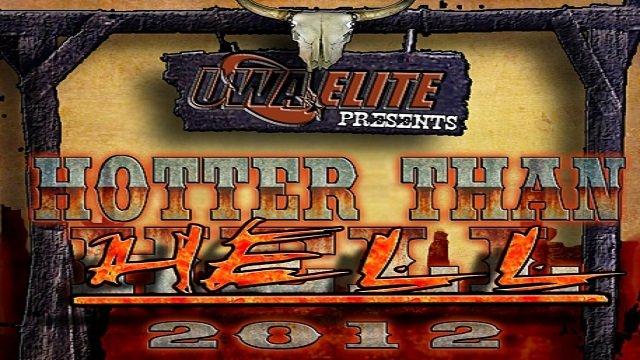 UWA Elite S2E5: Hotter Than Hell 2012