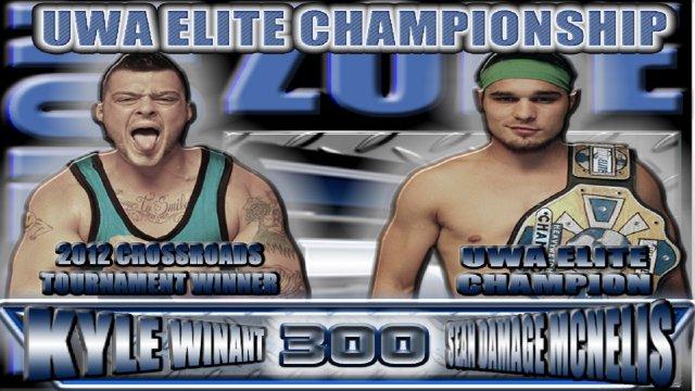 UWA Elite S2E4: Action Zone 300!