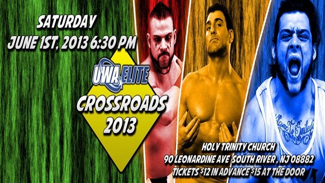 UWA Elite S3E2: Crossroads 2013