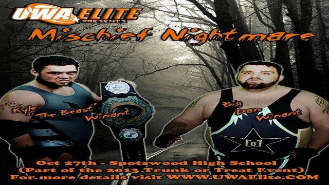 UWA Elite S3E5: Mischief Nightmare 2013
