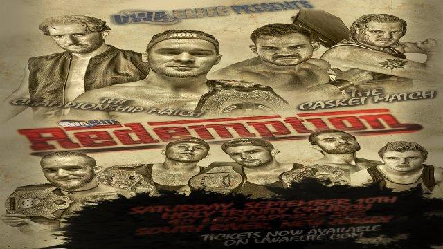 UWA Elite S6Ep10: Redemption 2016