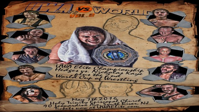 UWA Elite S6E4: UWA Elite vs. The World Vol. 2