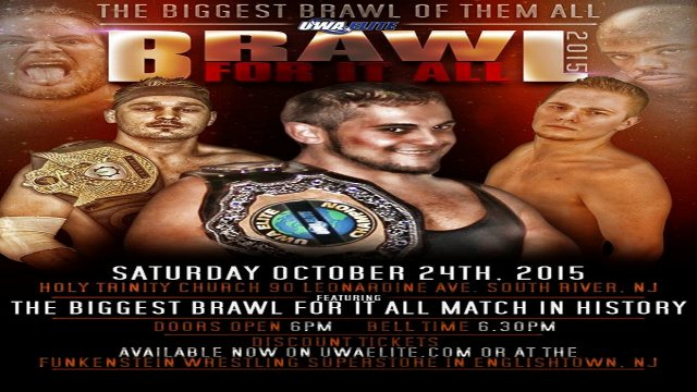 UWA Elite S5Ep10: Brawl for it All 2015