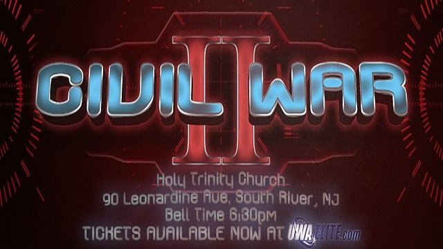 UWA Elite S5E9: Civil War Part II (2015)