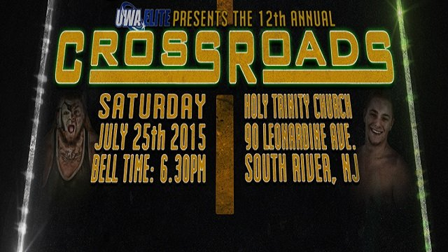 UWA Elite S5E6: Crossroads 2015