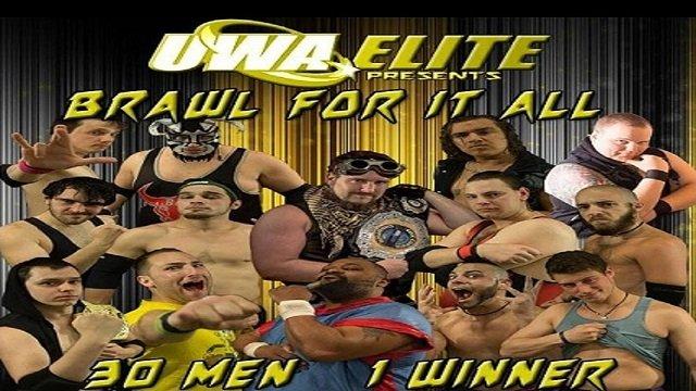 UWA Elite S4E3: Brawl For it All 2014