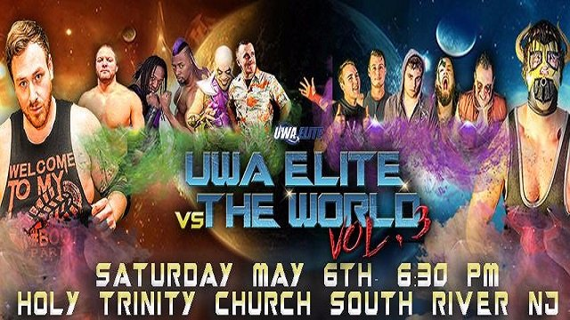 UWA Elite S7E6: UWA Elite vs. The World Vol. 3