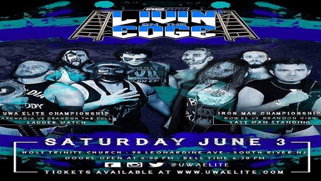 UWA Elite S7E7: Livin' on the Edge 2017