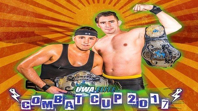 UWA Elite S7_E11: Combat Cup 2017