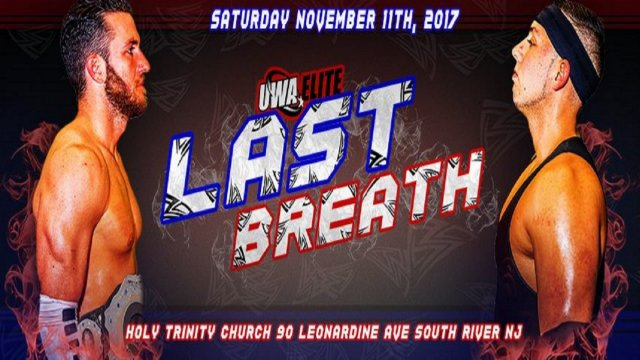 UWA Elite S7_E13: Last Breath 2017
