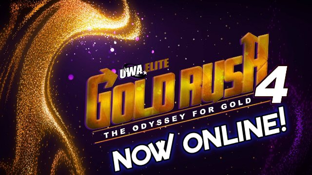 UWA Elite Gold Rush: The Odyssey For Gold