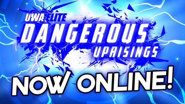 UWA Elite Dangerous Uprisings 2020
