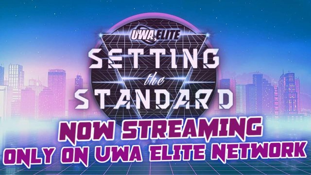 UWA Elite Setting The Standard 2021