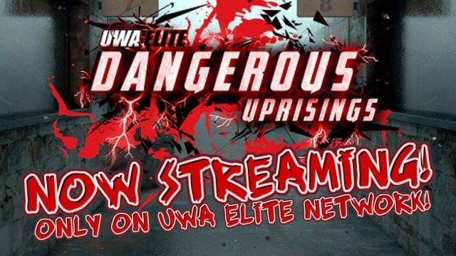 UWA Elite Dangerous Uprisings 2021