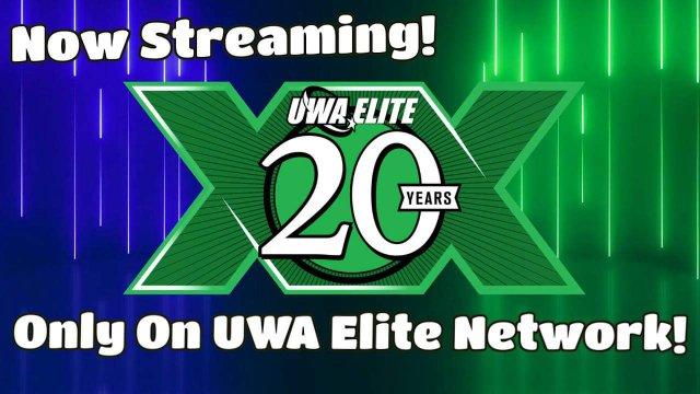 UWA Elite 20th Anniversary Show