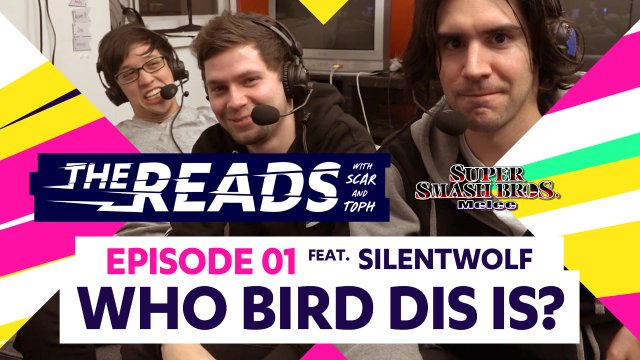 The Reads #01 with Scar & Toph ft. SilentWolf - Who Bird Dis Is?