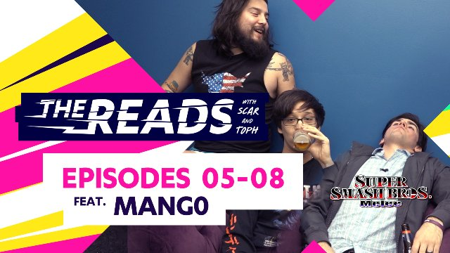 The Reads With Scar & Toph Episodes #5-8 Ft. C9 Mango