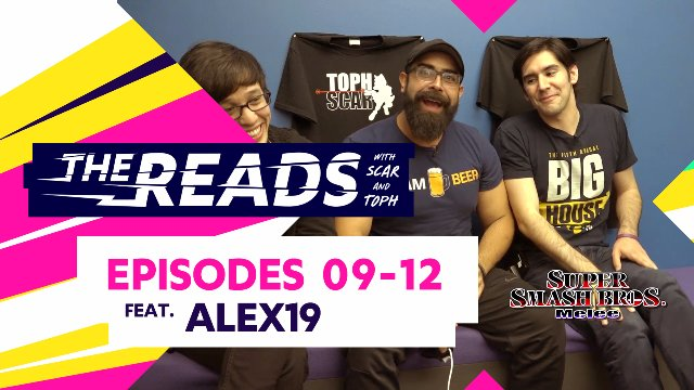 The Reads With Scar & Toph Episodes #9-12 Ft. Alex19