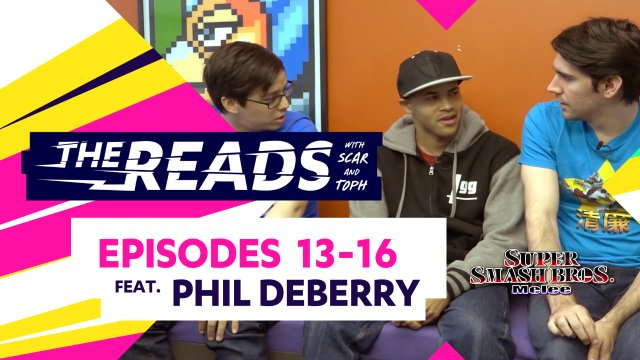 The Reads With Scar & Toph Episodes #13-16 Ft. Phil Deberry