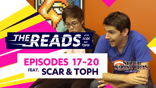The Reads With Scar & Toph Episodes #17-20 Ft.  Scar & Toph