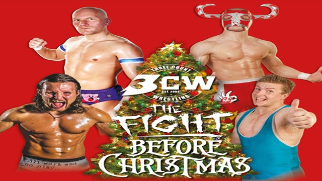3CW The Fight Before Christmas 2016