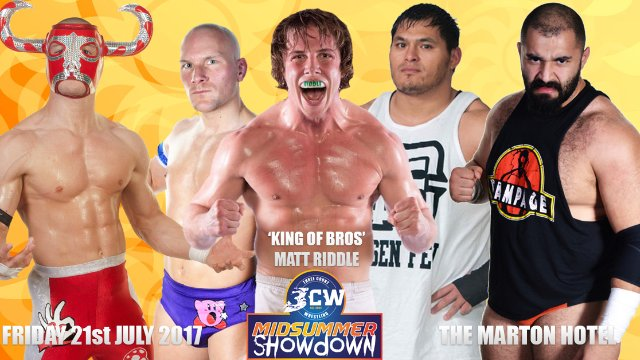 3CW Midsummer Showdown 2017