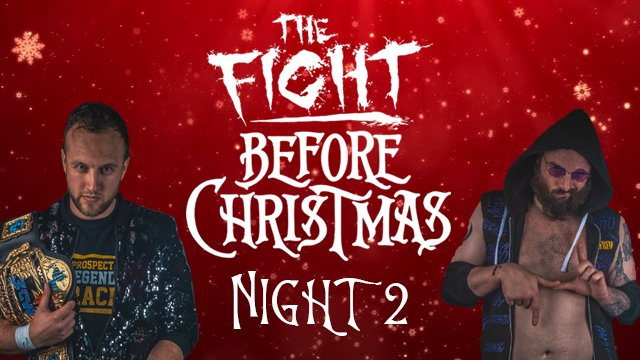 3CW The Fight Before Christmas 2017 - Night 2
