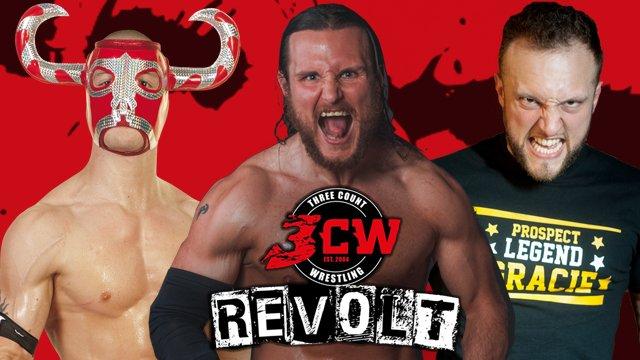 3CW Revolt 2018