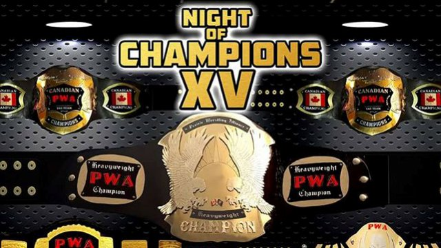 Night of Champions XV