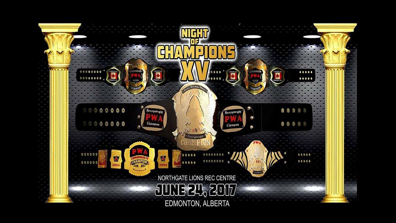 Night of Champions XV