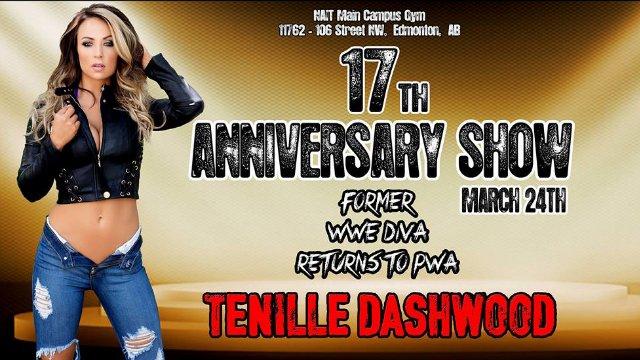 PWA 17th Anniversary Show