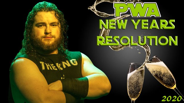 PWA New Years Resolution 2020