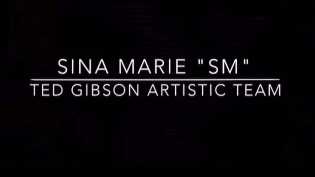 Ted Gibson Artistic Team: Ted Gibson Intro